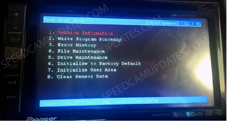 Pioneer Avic F9880dab Update Speedcam For Your Maps Download Update Free Custom Download