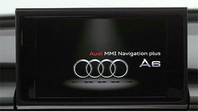 ▷ Audi A6 C7 MMI Navigation plus MMI touch (4G) update  Speedcam