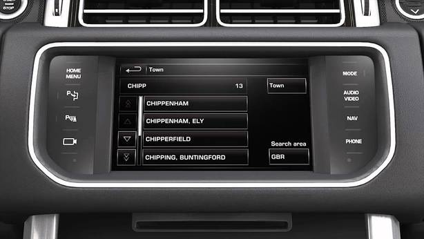 ▷ Land Rover Range Rover Evoque update  Speedcam for your